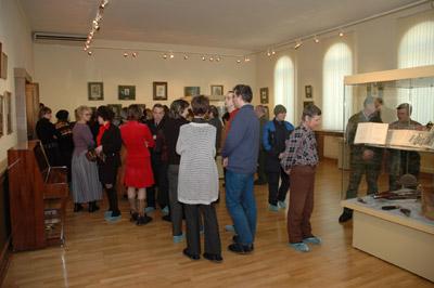 Выставочный центр музей заповедник