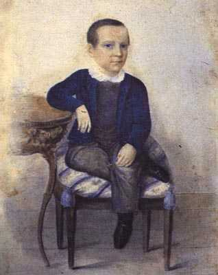 фото тургенев иван сергеевич детство